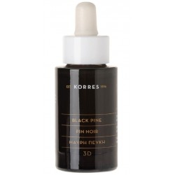 KORRES 3D BLACK PINE SERUM FACIAL 30ML