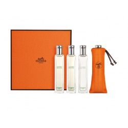 HERMES JARDINS EDT 4 X 15 ML COLLECTION SET