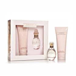 comprar perfumes online SJP SARAH JESSICA PARKER LOVELY EDP 50 ML + B/L 200 ML SET REGALO mujer