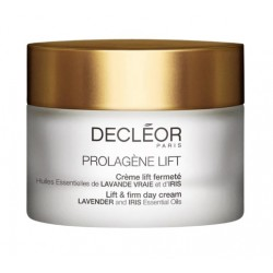 DECLEOR PROLAGENE LIFT & FIRM DAY CREAM (LAVENDER & IRIS) 50 ML