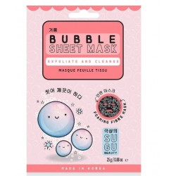 SUGU BEAUTY BUBBLE SHEET MASK