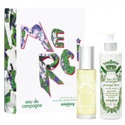 Comprar perfumes online set SISLEY EAU DE CAMPAGNE EDT 100ML + SHOWER GEL 250ML SET REGALO