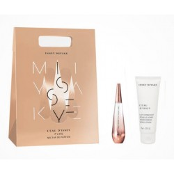 comprar perfumes online ISSEY MIYAKE L´EAU D´ISSEY PURE NECTAR EDP 30 ML + BODY LOTION 75ML SET REGALO mujer