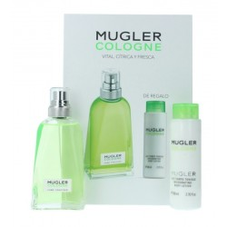 Comprar perfumes online set THIERRY MUGLER,MUGLER COLOGNE EDT 100ML + BODY LOTION 80ML SET REGALO