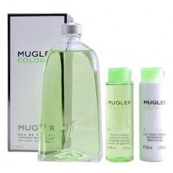 Comprar perfumes online set THIERRY MUGLER ,MUGLER COLOGNE EDT 300 ML + BODY LOTION 80 ML + SHOWER GEL 80ML SET REGALO