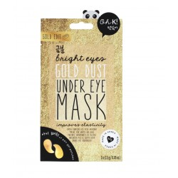 OH K! GOLD DUST UNDER EYE MASK 2 X 1.5 GR