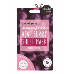 OH K! ACAI BERRY SHEET MASK 23 GR