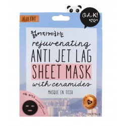 OH K! ANTI JET LAG SHEET MASK 22 ML
