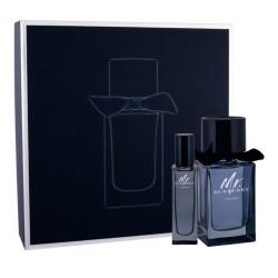 comprar perfumes online hombre BURBERRY MR. BURBERRY INDIGO EDT 100 ML + EDT 30 ML SET REGALO