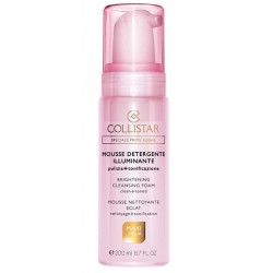 COLLISTAR BRIGHTENING CLEANSING FOAM 200ML