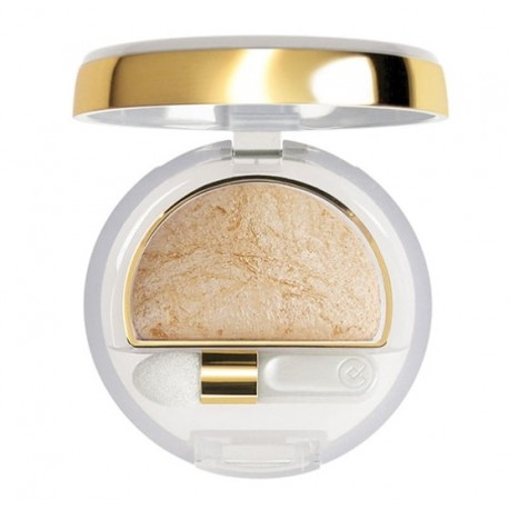 COLLISTAR DOUBLE EFFECT EYESHADOW WET&DRY 02 CHAMPAGNE