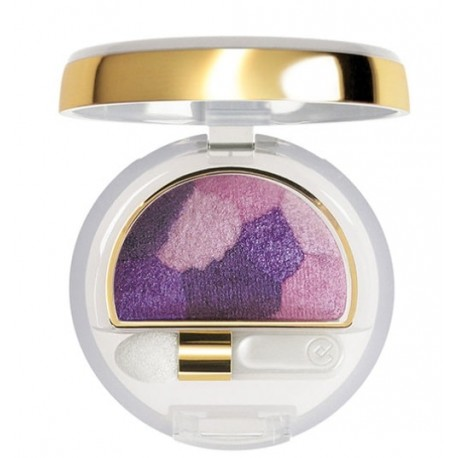 COLLISTAR DOUBLE EFFECT EYESHADOW WET&DRY 16 PATCHWORK VIOLET