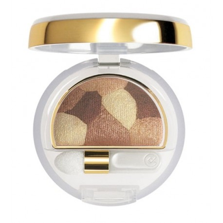 COLLISTAR DOUBLE EFFECT EYESHADOW WET&DRY 18 PATCHWORK BRONZE