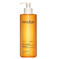 DECLEOR AROMA CLEANSE MICELLAR OIL 400 ML