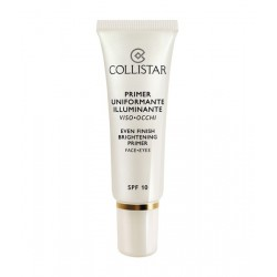 COLLISTAR BASE UNIFORMANTE E ILUMINANTE ROSTRO-OJOS SPF 10 30 ML