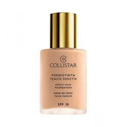 COLLISTAR FLUIDO ACABADO PERFECTO SPF10 3 NATURAL 30 ML