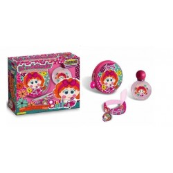 CHAMOY Y AMIGUIS EDT 50 ML + MONEDERO + PULSERA SET REGALO
