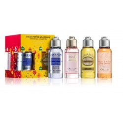 L'OCCITANE EN PROVENCE SHOWER GEL COLLECTION 4 X 75 ML SET REGALO