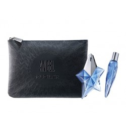 comprar perfumes online THIERRY MUGLER ANGEL EDP 25 ML + MINI 10 ML + NECESER SET REGALO mujer