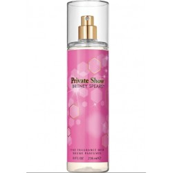 comprar perfumes online BRITNEY SPEARS PRIVATE SHOW FINE FRAGANCE MIST 236 ML mujer