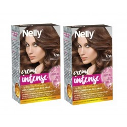 NELLY PACK TINTE 7/95 MARRÓN AVELLANA