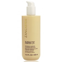 LANCASTER SURACTIF NON STOP LIFTING ADVANCED COMFORT CLEANSING EMULSION 400ML
