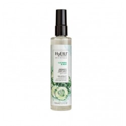 H2EAU LONDON BODY MIST NATURAL CON EXTRACTO DE PEPINO Y MENTA 150 ML
