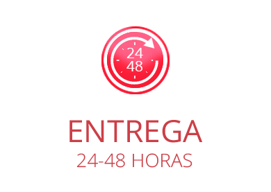 Entrega 24/48h